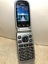 Pantech Breeze III - Gray (Unlocked) Cellular Phone EB-31