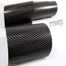 8,88€/m² 4D Premium Charbon Diapositive De Voiture 100 x 152cm noir brillant