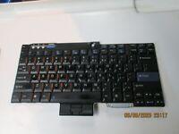 OEM IBM Lenovo ThinkPad T60 R60 Z60 MW-US Keyboard 39T0988
