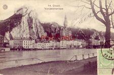 1911 BELGIUM. DINANT - VUE PANORAMIQUE