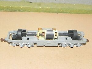 Athearn or Globe HO Early Powered F7 Diesel Locomotive Chassis Motor Runs
