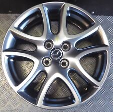 1x Original Mazda 2 16 Zoll Alufelge 6,5Jx16 ET50 9965B46560 (1)