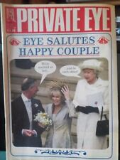 Private Eye April Weekly Magazines