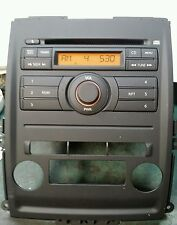 09 10 11 12 NISSAN Xterra Frontier OEM Radio Stereo AM FM CD Player 28185-9BH0A
