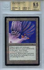 MTG Arabian Nights Jeweled Bird BGS 9.5 Gem Mint Magic card 10 centering  9388