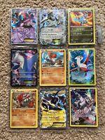 Pokemon 24-Card Lots W/ Guaranteed WOTC BASE SET And EX, Lvl X, Full Art RARES