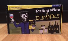 Tasting Wine For Dummies Informative Wine Tasting Game Free Shipping