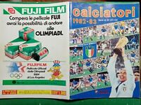 ALBUM CALCIATORI PANINI 1982/83 -completissimo ,perfetto ,eccellente-RIF.302