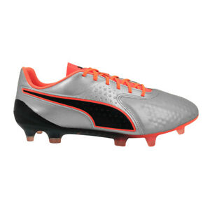 Chaussures de football cuir ONE 1 LEATHER LOW