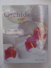 ORCHID GROWER'S COMPANION BY DAVID P BANKS 2005 H/B D/W
