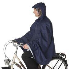 Blue Bird Fahrrad Regenponcho Regencape blau Größe M