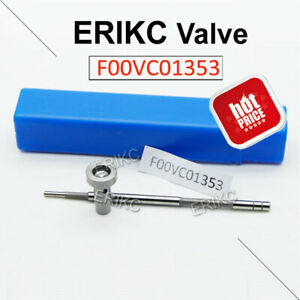 ERIKC F00VC01353 Injector Valve F 00V C01 353 for Bosch RENAULT OPEL 0445110265