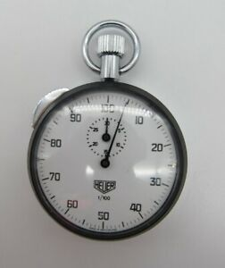 Vintage Tag Heuer Rally Stopwatch