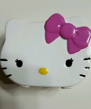 🎀Hello Kitty Decorative Coin Piggy Bank Money Box Head Bust White 2013-Ceramic