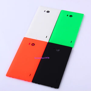 For Microsoft Nokia Lumia 930 Back Battery Cover Housing Door Rear Case Shell