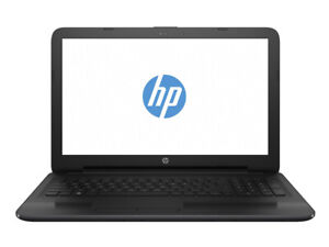 "HP 250 G5 15.6"" Notebook PC Celeron N3060 CPU 4GB RAM 120GB SSD DVDRW Win10 Home"
