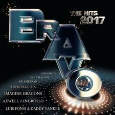 BRAVO - The Hits 2017 - CD NEU/OVP