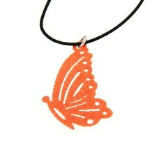 ORIGINAL THY Necklace FLUO Female Butterfly- FLUO2A