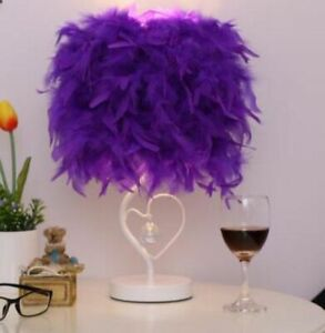 Table Led Bulb Lamp Shade-less Study Room Night Light Creative Design Lamps New