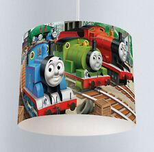 Thomas The Tank Engine (112) Boys Nursery Bedroom Drum Lampshade Light Shade