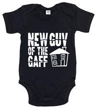 Abbigliamento nero neonati per bimbi, 100% Cotone