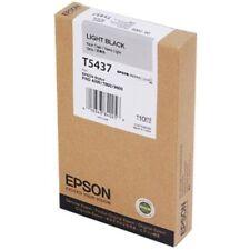 Originale Epson Cartuccia dinchiostro nero chiaro C13T543700 T5437 110ml
