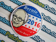 Bernie Sanders Feel The Bern Patch Iron on Election for 2016