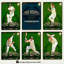 Select 2010-11 Vodaphone Ashes Series Limited Edition Trading Card Set (50)-Rare