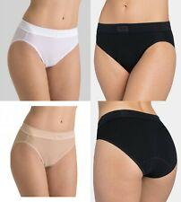 Sloggi Double Comfort Tai Brief, Knicker. White, Beige or Black sizes 10-20