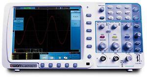"OWON 100Mhz Oscilloscope SDS7102V 1G/s large 8"" LCD LAN+VGA+battery+bag 3yrs war"