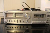 JVC Model KD-A5 Cassette Tape Deck Vintage ~Powers On ~