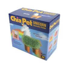 🔥NEW! CHIA PET Unicorn Decorative Planter with Rainbow Horn🔥