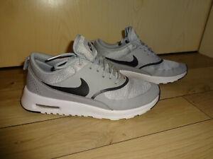 """Nike """"Thea Air Max"""" Sneaker Schuhe Gr. 36,5 grau Top wNeu!!!"""