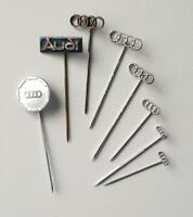 Audi historische Abzeichen Anstecknadeln stick pins AUSSUCHEN