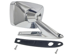 New 1967-69 Fairlane Mirror Outside RH Falcon 68 Galaxie Mustang Manual Ford