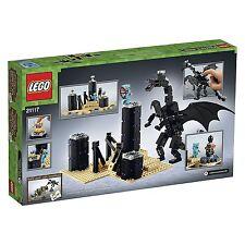 LEGO Minecraft Creative Adventures The Ender Dragon 21117 READ DETAILS