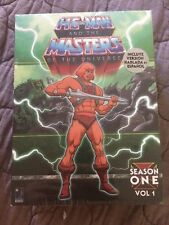 He-Man and the Masters of the Universe - Season 1: Volume 1 (DVD, 2005, 6-Disc …