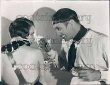 Rita La Rey Pulls Gun on Red La Rocque in The Delightful Rogue Press Photo