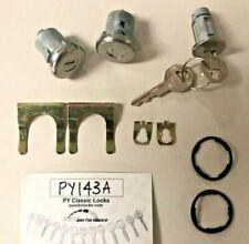 NEW 1965 Buick Riviera Ignition & Door Lock Set with GM keys