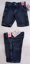 Boys Adjustable Waist Wrangler Straight Utility Jean Shorts-NWT