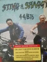 STING & SHAGGY - 44/876 (LIMITED SUPER DELUXE BOX)  2 CD NEW+