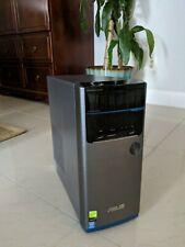 Asus Desktop, i7-4790k, 16GB, 2TB HDD , integrated graphics, Win 10 Home.