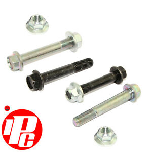 Trailing Arm Bolt Kit Front Rear Fits: Subaru Impreza Legacy Forester WRX STi