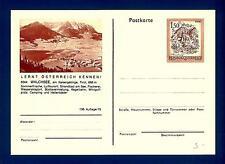 AUSTRIA - Cart. Post. - 1975 - 1,50 S - 6344 Walchsee - 136. Auflage/15