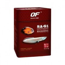 OF Ocean Free SA-G1 Pro Monster Fishes Carnivore Large Floating Sticks 1Kg Food