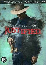 Justified : Seizoen 4 / Saison 4 / Season 4 (3 DVD)
