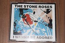 The STONE ROSES-I WANNA BE ADORED (1991) (MCD) (ore CD 31)