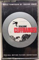 Original  Soundtrack Stallone Cliffhanger Cassette Tape 72392 75417-4