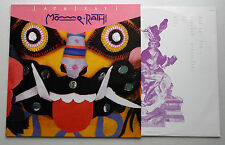 MOME RATH! Sarasvasti FRENCH ORIG LP GARAGE Records (1987) New Wave/Synth NM/EX