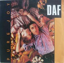 "7"" DAF ( DEUTSCH AMERIKANISCHE FREUNDSCHAFT ) Pure Joy"